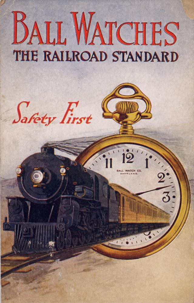 BALL Vintage Advertisement [1]